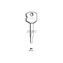 Cruciform Keys