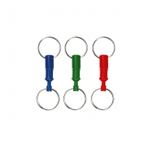 Key Chain - Coloured Coupling