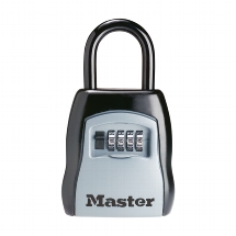 "Medium Key Safe ""SELECT ACCESS"" with shackle - Aluminium"