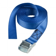 set of 2 lashing straps 2,50m - colour : blue I lashing