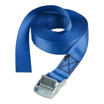Lashing straps 5m - colour : blue I lashing capacity: 100kg