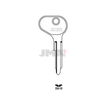 Vehicle Key Blank