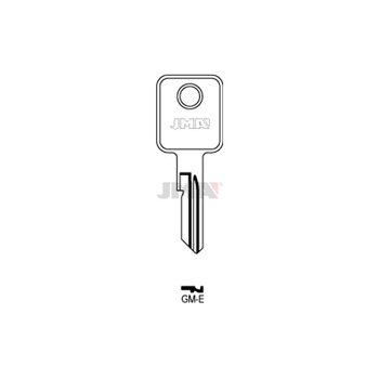 Vehicle Key Blank