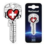 NATIONAL Cylinder Keys