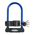 U bar with hardened steel shackle 210mm x 110mm x diameter