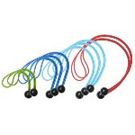 Set of 10 ball bungees 2x20, 3x30, 3x40, 2x50cm - Colours: