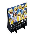 :-Keys sales display & advertising poster