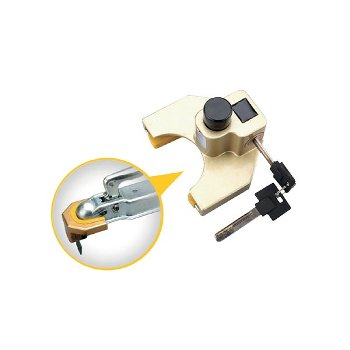 KFZ 104 - Trailer anti-theft device - trailer coupling lock