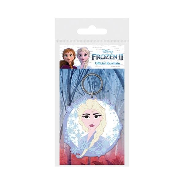 Frozen 2 3D Schlüsselanhänger