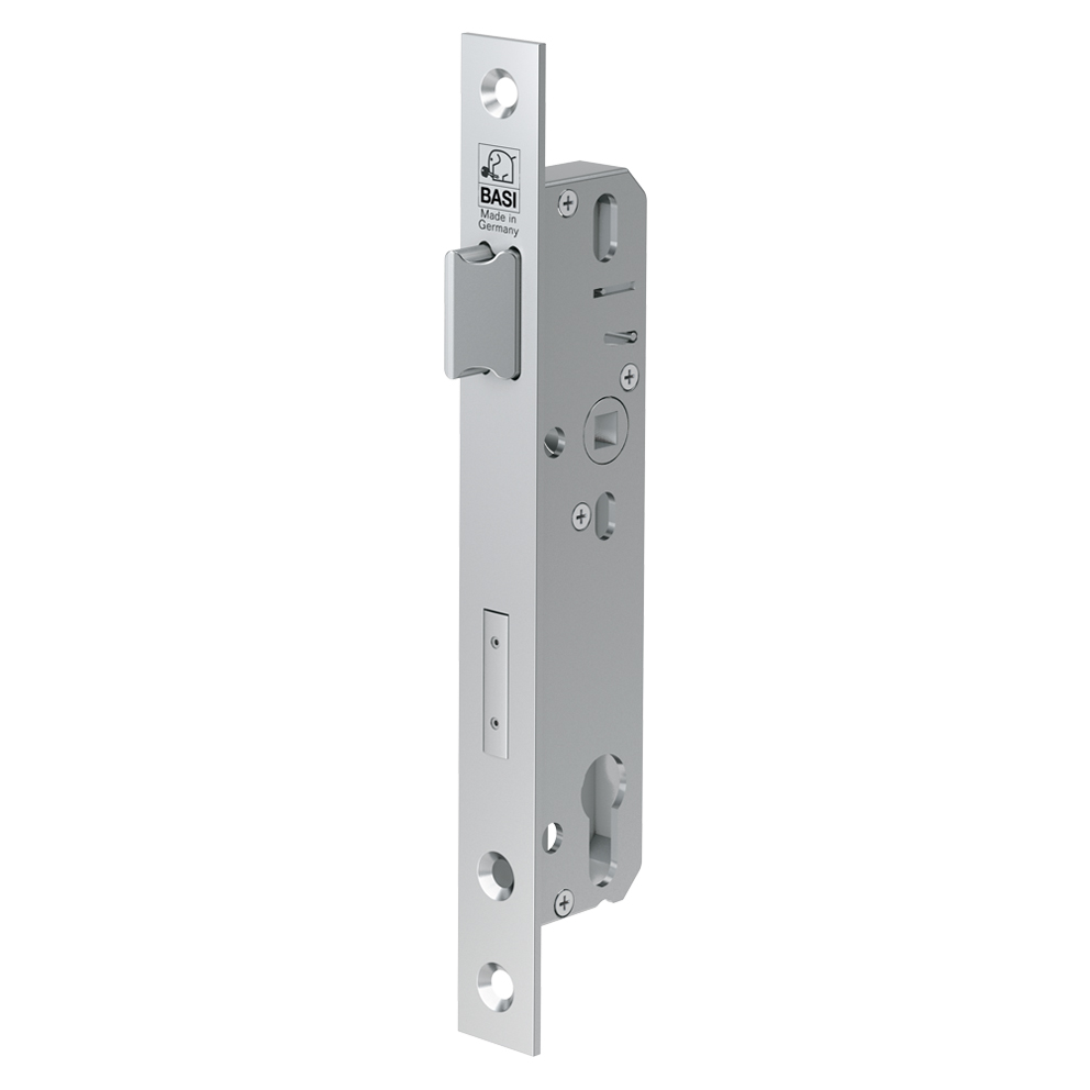 Lock For Tubular Frame Doors